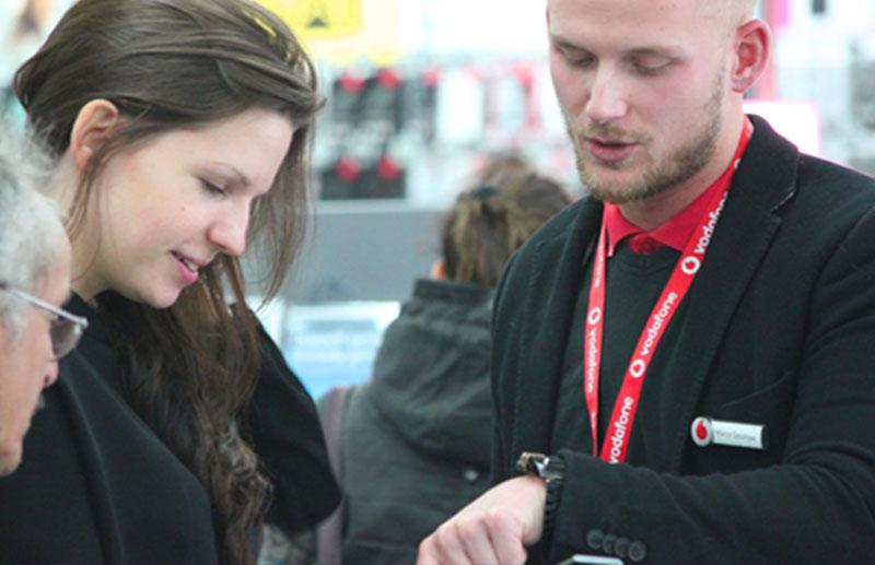 Mobilfunkvermarktung bei Fachhändlern